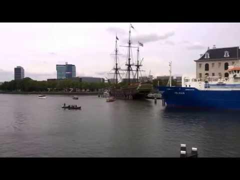 Dutch Maritime & Nemo Science Museum