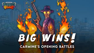Carmine's Opening Battles: A HipHoppa review screenshot 3