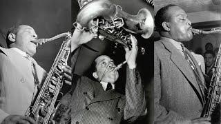 Kansas City Jazz History Part 4: The Tenor | Kansas City Jazz Orchestra | Clint Ashlock