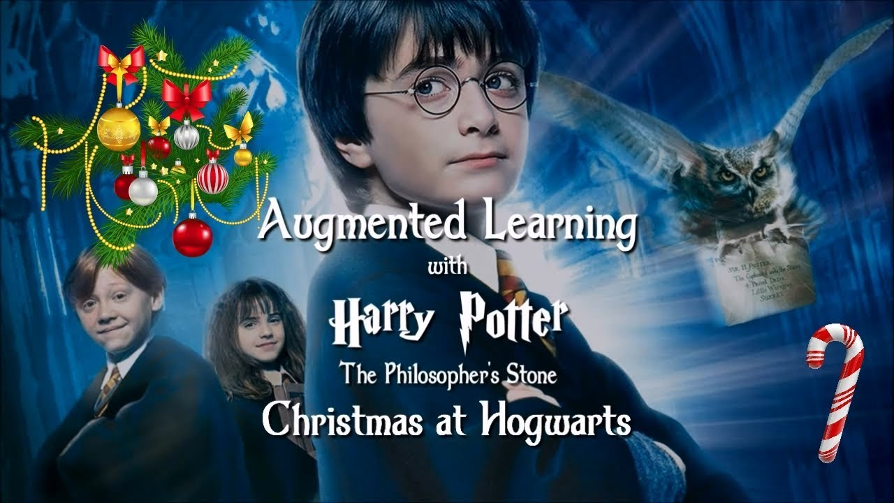 Download Christmas at Hogwarts - Harry Potter The Philosopher's Stone 【Learn English with Movies】