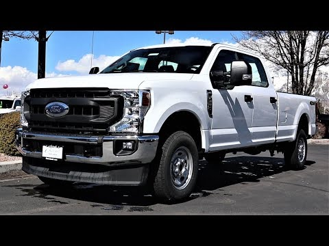 2020-ford-f-250-7.3-gas-v8:-is-ford's-new-godzilla-v8-better-than-ram's-6.4-hemi-and-chevy's-6.6-v8?
