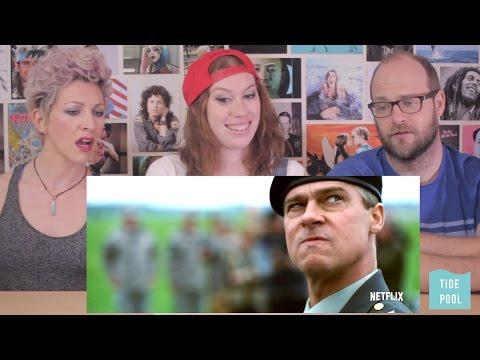 War Machine Trailer - REACTION - Netflix