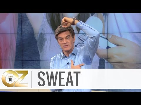 Surprising Reasons You're Sweating Through Your Clothes