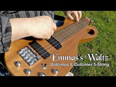 Emmas Waltz E-Dulcimer 5-String