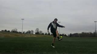 Tennis Ball Freestyle / New Football Tricks