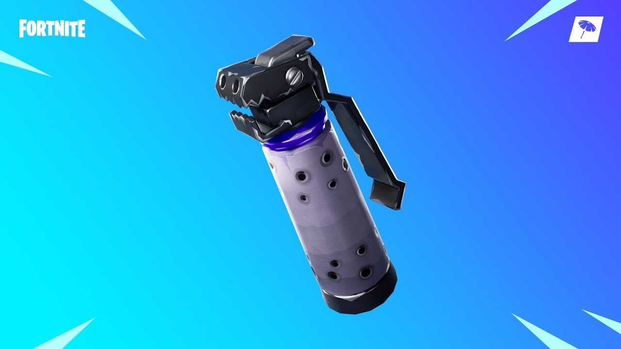 Fortnite's Smoke Bomb is already turning heads - Inven Global