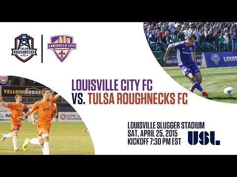 Livestream: Tulsa Roughnecks FC at Louisville City FC