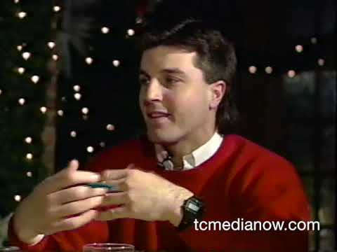 Dan Barreiro - Dan on 'Sportsfan Sunday' in 1991!