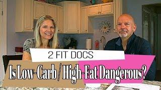 2 Fit Docs Discuss Lancet Study...Low Carb Diet Causes Early Death?