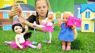 Новые подружки Штеффи! Распаковка кукол. Мультики для девочек