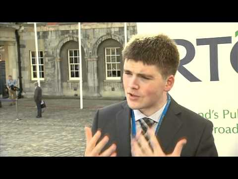Global Irish Economic Forum: John Collison