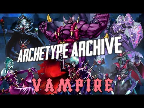 Archetype Archive - Vampire