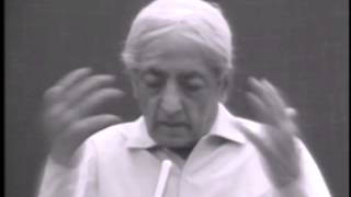 I have cancer, what should I do?   J. Krishnamurti