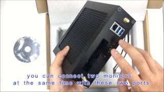 #Mini PC# The Smallest DIY Mini-STX Desktop? Mini PCs Support M.2 SSD