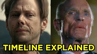 Westworld Complete Timeline Explained! The Westworld season finale revealed the mystery of the Man in Black, William, the timeline & different time periods.