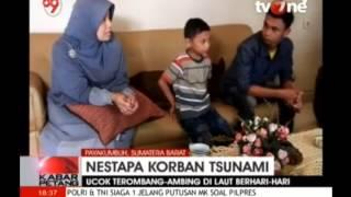 NESTAPA KORBAN TSUNAMI ACEH terpisah selama 10 Tahun19 agustus 2014