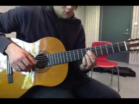 Heartbeat Marcus & Martinus Guitar
