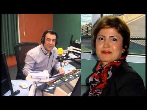 Mostafa Khalil interviews President of Defend International Dr Widad Akrawi