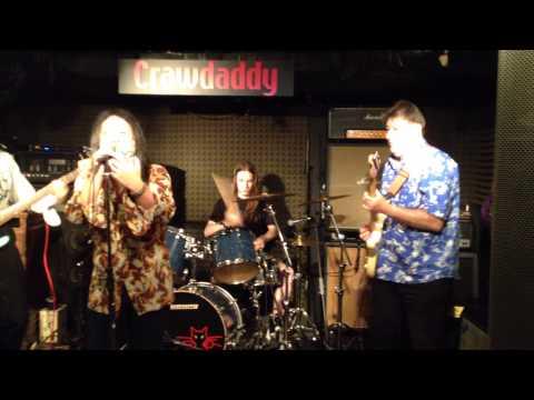 Crossroads Crawdaddy Club Tokyo 4/09/15