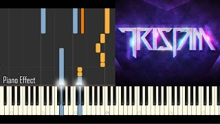 Gambar cover Tristam - Before We Fade Piano (Piano Tutorial Synthesia)
