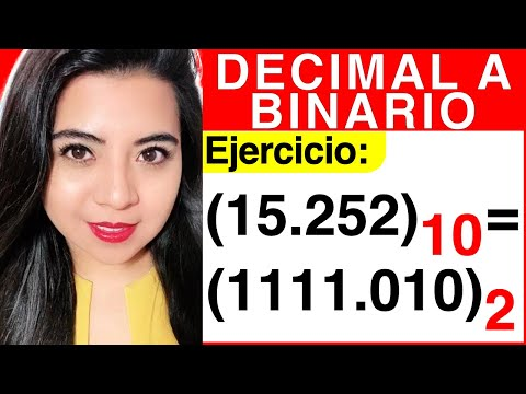 Convertir numero binario a hexadecimal from YouTube · Duration:  9 minutes 41 seconds