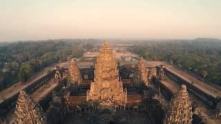 Angkor, visit from the sun - Vainqueur Festival Professionnel du Film de Drone - Catégorie Voyage