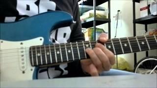 Vasco Rossi - Splendida Giornata - Guitar Solo