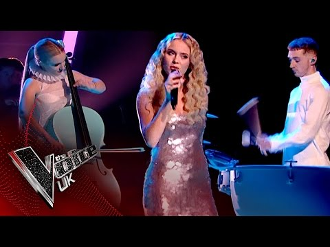 Clean Bandit perform Symphy feat Zara Larss  The Voice UK 2017
