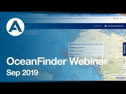 OceanFinder Webinar  Sep 2019