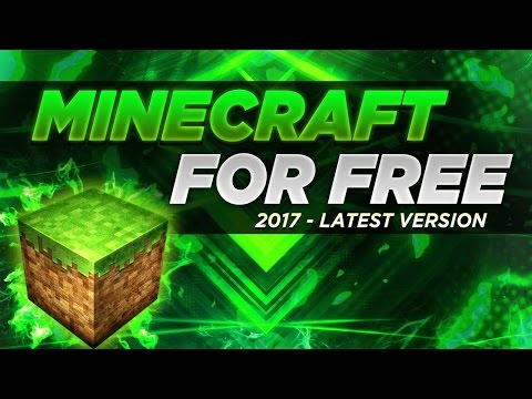 How to Download Minecraft Full Version For Free 2017! [With Multiplayer]