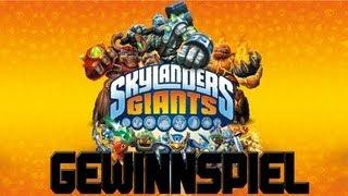 SKYLANDER GIANTS GEWINNSPIEL - 3 Dark Spyro,1x Booster + Starterpacket!
