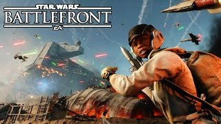 Star Wars Battlefront - Battle of Jakku Gameplay Trailer @ 1080p (60fps) HD ✔