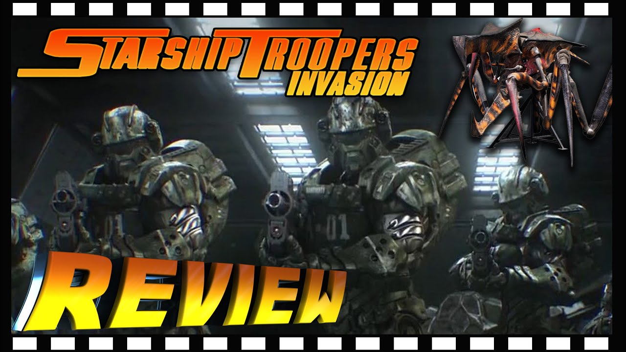 Download Starship Troopers Invasion 2012 - Starship Troopers Back To Its Best?