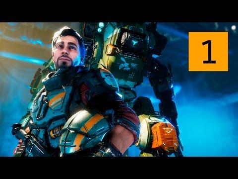 Прохождение Titanfall 2 — Часть 1: Полоса препятствий - Видео онлайн