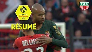 Stade Rennais FC - AS Monaco ( 2-2 ) - Résumé - (SRFC - ASM) / 2018-19