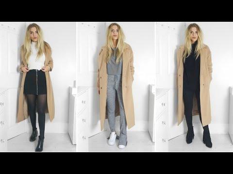 How I Wear: A Camel Coat | Fashion Influx. http://bit.ly/2wu7b9S