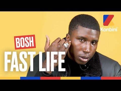 Youtube: Bosh – Son rôle dans Validé, le carton de Djomb et sa plus grande fierté | Fast Life | Konbini