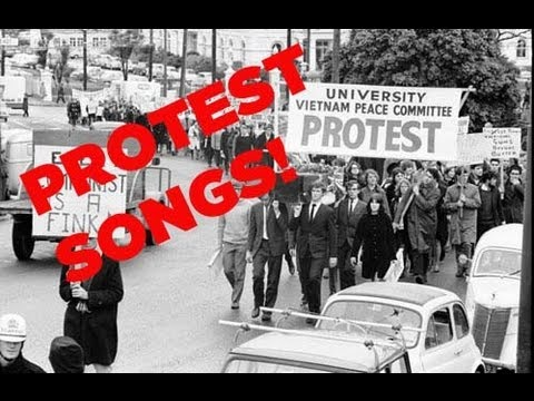 Best Protest Songs: Anti-War, Anti-Establishment & Awesome