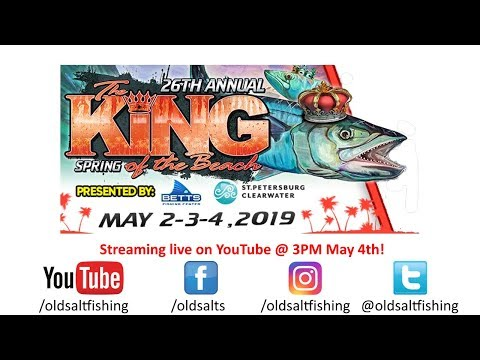 King Of The Beach Sping 2019