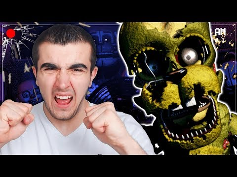 LE JEU EST IMPOSSIBLE À FINIR ! (+ 30/20 Mode Win)  | FNAF : ( Ultimate Custom Night )