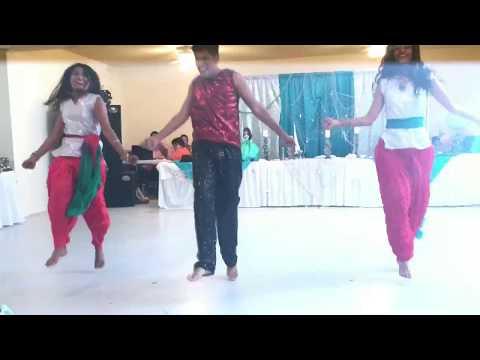 Disco Deewani & Oh Ho Ho dance