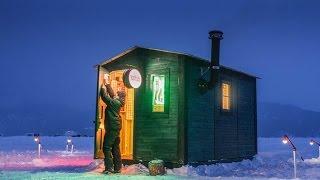 Le bar de pêche sur glace   Old Style Pilsner