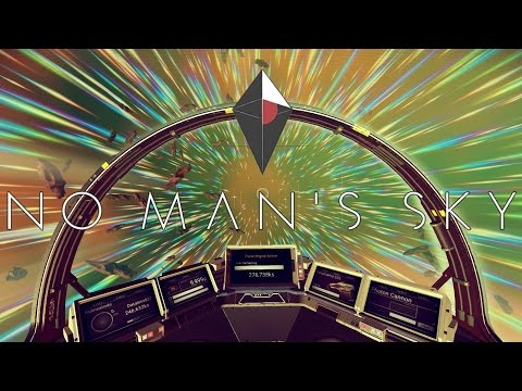 Data Plays - No Man's Sky - Ep.2 - We Have Lift Off!!