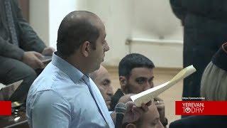 Քոչարյանի պաշտպանները բացարկի միջնորդություն ներկայացրին մեղադրող դատախազին