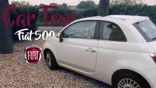 Car Tour | Fiat 500  ♡