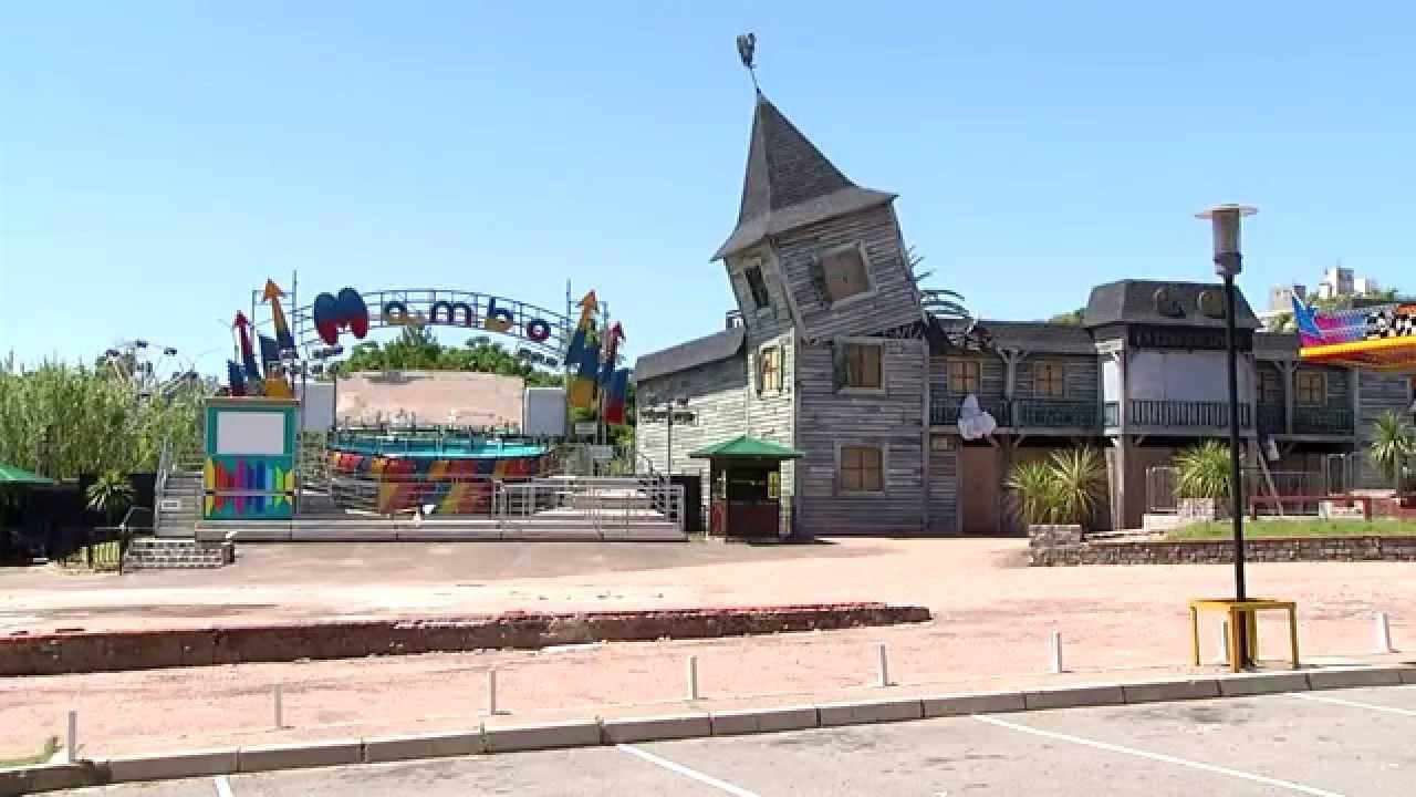 Se inaugura el pr ximo lunes la casa del terror en el parque rod youtube - La casa del parque ...