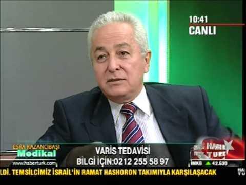 Medikal - Varis Tedavisi ( Prof. Dr. Güven Erdoğ )
