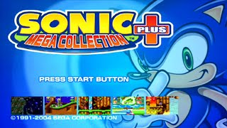 One-Off Let's Plays - Sonic Mega Collection Plus (PS2)