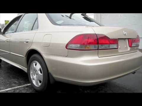 2001 Honda Accord V6 Start Up, Engine, And In Depth Tour   YouTube