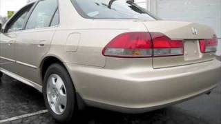 2001 Honda Accord V6 Start Up, Engine, and In Depth Tour